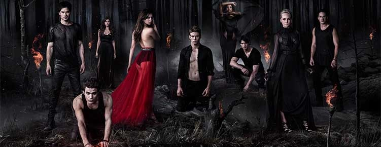 S�rie The Vampire Diaries